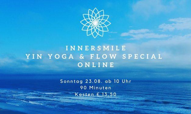Yin Yoga & Flow special online