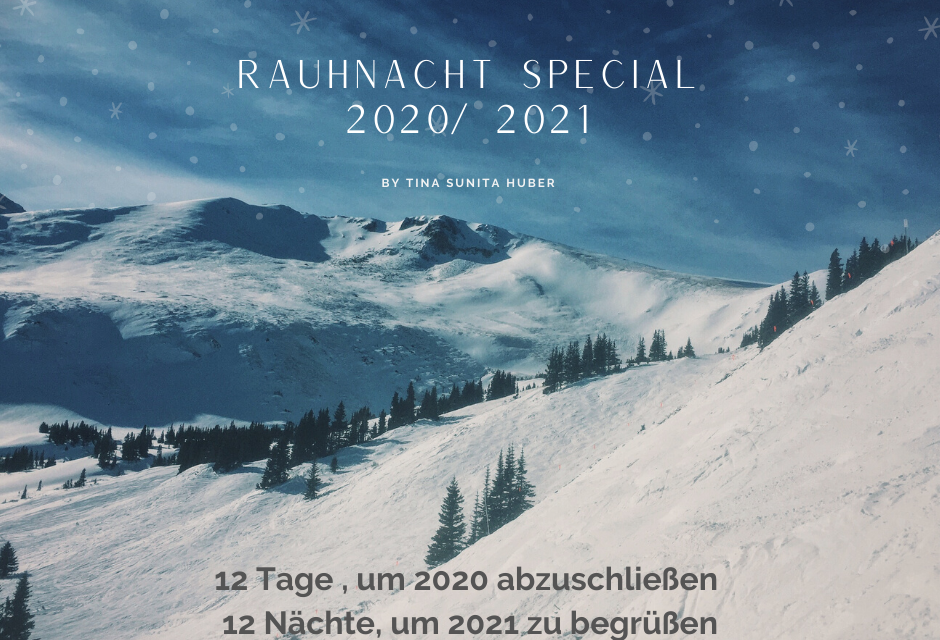 Rauhnachtspecial 2020/2021