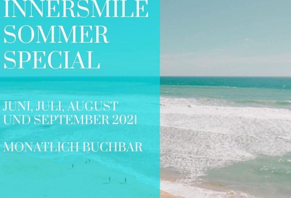Dein InnerSmile Sommer Special –  4 Monate / monatlich buchbar